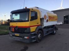used mercedes-benz atego tanker truck for sale | machinio  machinio