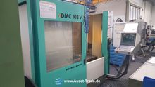 Used 2000 DECKEL DMC
