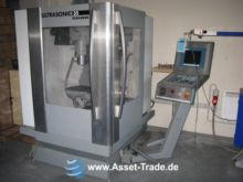 2003 DECKEL DMS 35 Ultrasonic