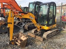 Used 2014 JCB 8020CT
