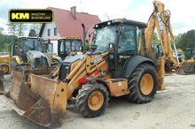 Used 2008 CASE 580 W