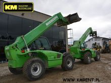 Used 2004 Manitou MT