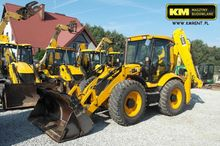 Used 2008 JCB 4CX BA