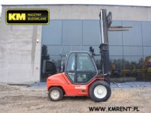 Used 2001 MANITOU MS