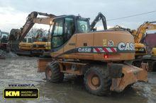 2005 CASE WX165 Wheeled Excavat