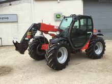2013 Manitou MLT627
