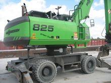 2005 excavator Sennebogen 825