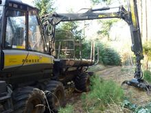 Used 2005 Forwarder