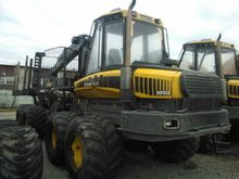 Used 2011 Forwarder