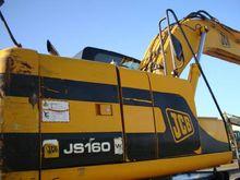 Used 2005 JCB JS160W