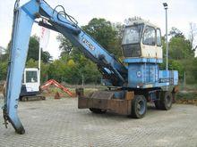Used 1995 excavator