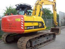 Used 2007 JCB JS160L