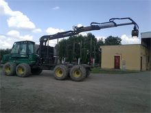 2003 Forwarder Timberjack 1410D