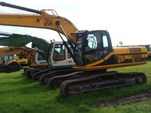 Used 2009 JCB 240NLC