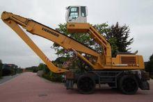 Used 2007 excavator