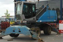 Used 2009 excavator