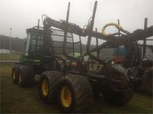 1995 forwarder Timberjack 810