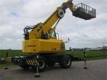 2008 Telescopic Forklift Senneb
