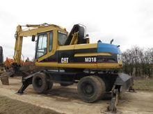 Used 2002 excavator