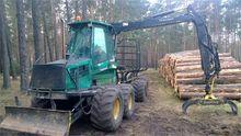 Used Timberjack 1996