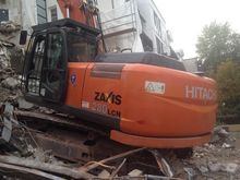 2008 Backhoe destroyer Hitachi