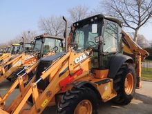 Used 2010 backhoe lo