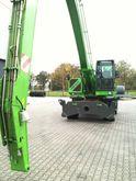 Used 2008 excavator