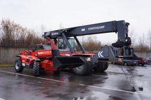 2004 excavator-reach stacker Ka
