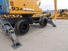 2008 excavator / used Liebherr