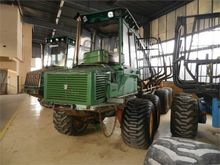1993 Forwarder Timberjack 810