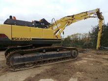 1996 Kobelco SK400 excavator De