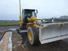 2011 Grader New Holland 156.7A