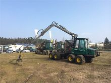 1999 Forwarder Timberjack 810B