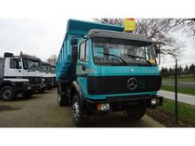 1992 Mercedes Benz 1722 AK - 4x
