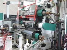 Kuhne Sheet Extrusion Machine –