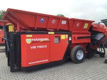 2001 HAMMEL VB 750 D (Renovada)