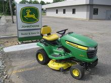 2008 John Deere X300