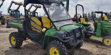 2015 John Deere XUV 825I GREEN