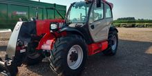 2013 Manitou MLT840-115
