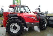 2016 Manitou MLT 634