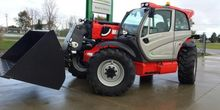 2016 Manitou MLT 1040