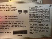 1984 PETTIBONE 80TKLS