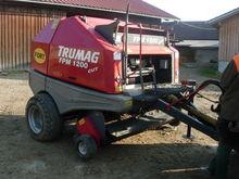 2001 Trumag FPM1200Cut