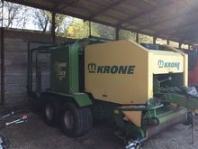 Used Krone Round Pac