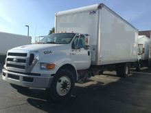 2010 Ford F750