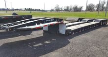 2012 Trail King 120HDG Tri Axle