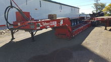 1992 Talbert 8 X 52 Beam Traile