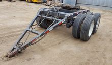 Home Made  Tandem Axle Dolly