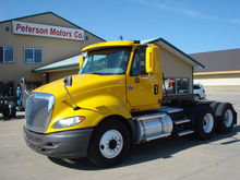 2009 International ProStar Tand