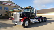 2004 Peterbilt 357 Tri Axle Day